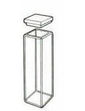 Cubeta De Cuarzo 1mm