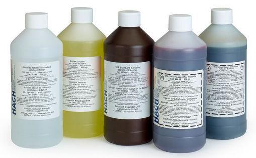 Solución buffer, pH 4.01 (NIST), incolora, 500 ml