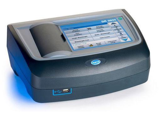 Espectrofotómetro UV-Visible Portátil Hach DR3900