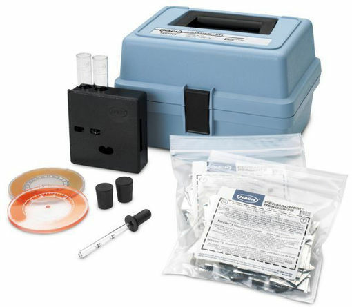 Kit de prueba de nitrato-nitrito. Modelo NI-12