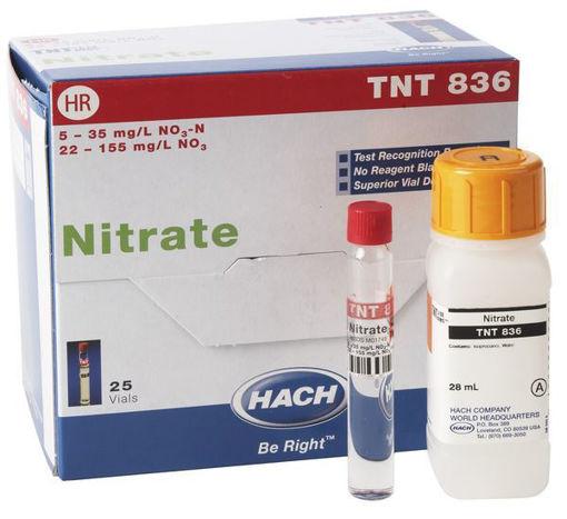 Reactivos TNTplus p/ determinacion de nitrato, alto rango