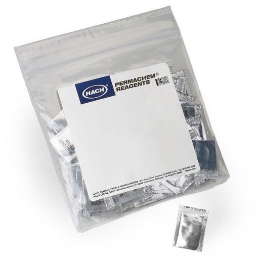 Reactivos p/determinación de cromo ChromaVer® 3, 5 o 10 ml, Pack 100u