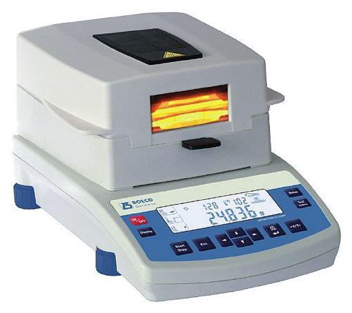 Analizador de Humedad Boeco BMAI50 cap. max. 50gr