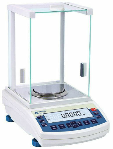 Balanza Analitica Boeco BAS31 220gr, 0,1mg con calibracion interna