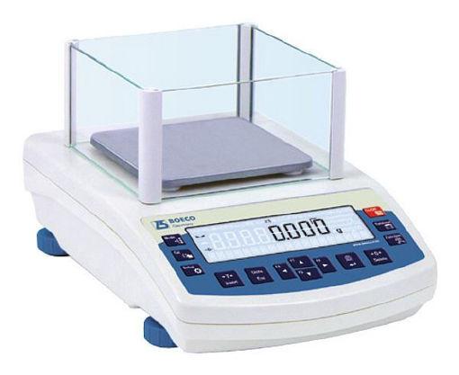 Balanza de precisión Boeco BPS 40 750gr, 1mg con calibracion interna