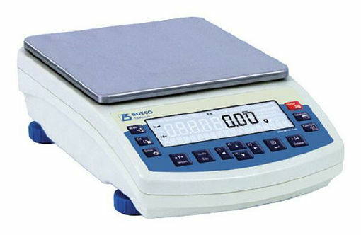 Balanza de precisión Boeco BPS52 2100gr, 10mg con calibracion interna