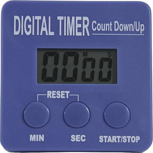 Timer digital azul Boeco 210