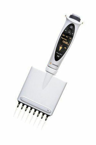 Pipeta electrónica Sartorius Picus Nxt 8 canales, volumen variable (a seleccionar)