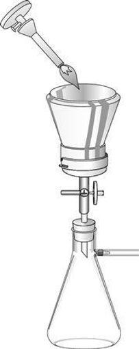 Soporte del filtro individual 1 x 100ml PN 16219