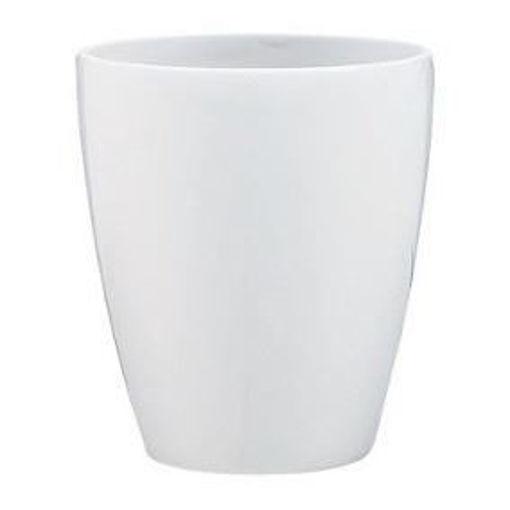Crisol de porcelana 35ml (Ø41 x 50mm ALT)