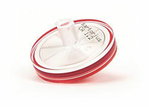 Filtros de jeringa Minisart® CA 1,2µm, 28mm, esteril, 50u. PN 17593----------K