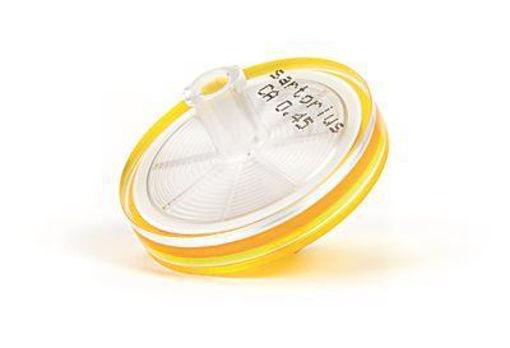 Filtros de jeringa Minisart® CA 0,45µm, 28mm,no esteril,500u 16555----------Q