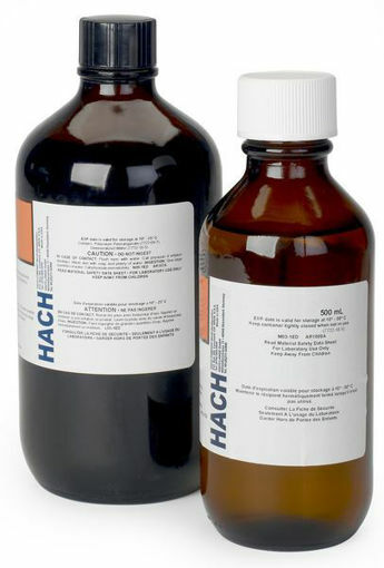 Agua de dilución libre de materia orgánica x 500ml