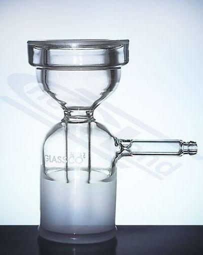 Intermediario para equipo de filtración Glassco