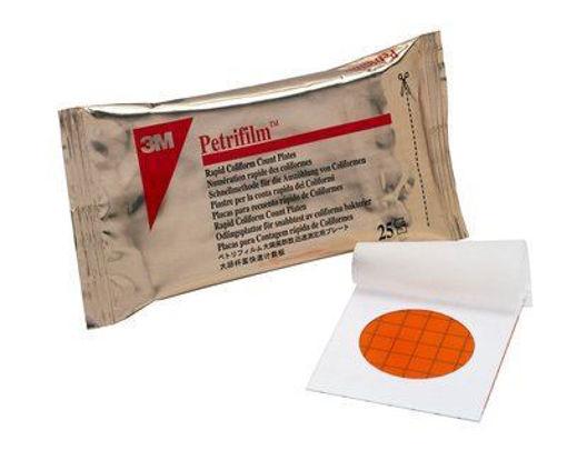 3M Petrifilm Placas para recuento Rapido Coliformes Serie 2000 x 500u.