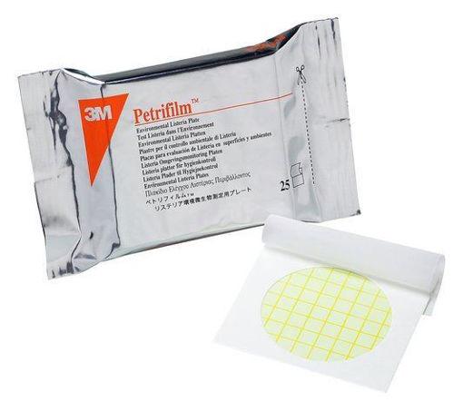3M Petrifilm Placas para recuento de Listeria en Ambientes