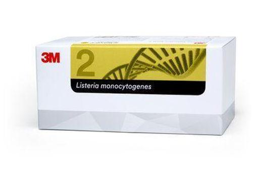 3M Kit de Detección Molecular para Listeria Monocytogenes Gen 2