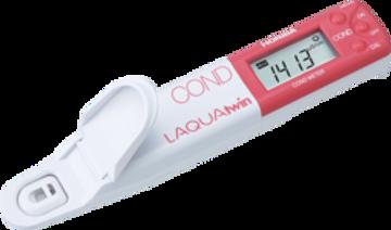 Medidor de Conductividad LAQUAtwin Conductividad  EC11
