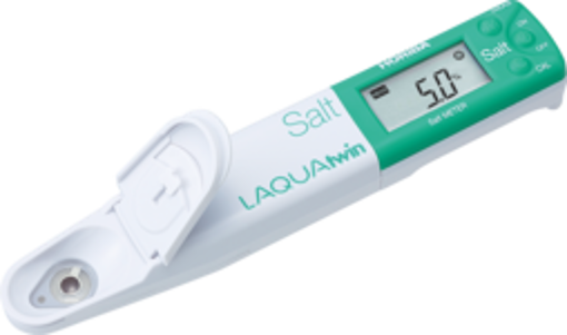 Medidor de Salinidad LAQUAtwin-Salt-11