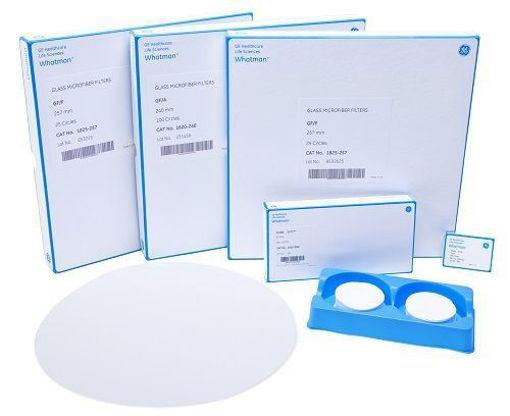 Filtro de microfibra de vidrio Grado GF/C x 100u.