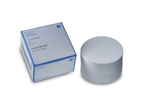 Papel de filtro cualitativo Grado 3 x 100u.