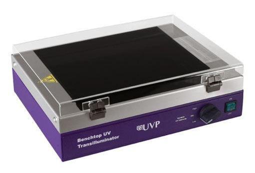 Transiluminador UV – M20V con intensidad variable Marca UVP