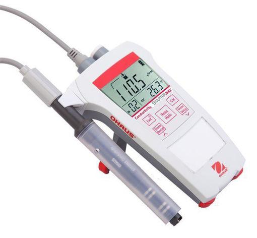 Medidor portatil de conductividad Ohaus ST300C