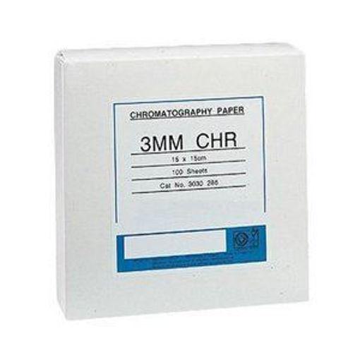 Papel de celulosa para cromatografía Grado 3MM 15 x 20cm