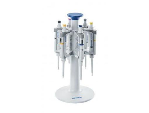 Sistema de soporte de 6 pipetas Eppendorf