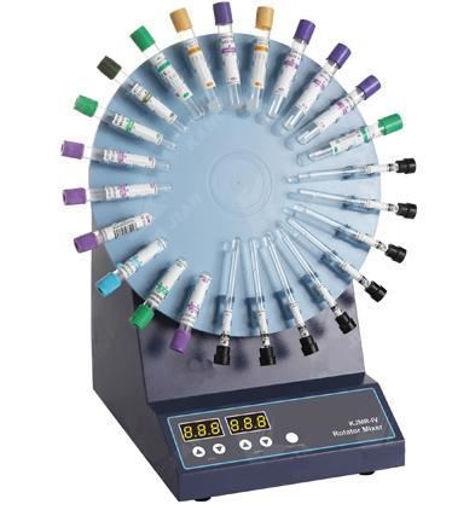 Homogeneizador circular digital para 24 tubos