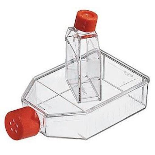 Frasco para cultivo celular con tapón fenólico x 100u.