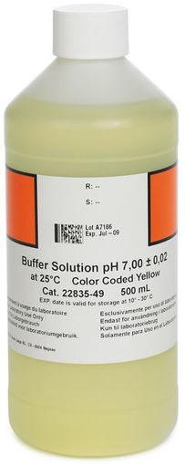 Solución tampón de pH 7,00 x 500mL