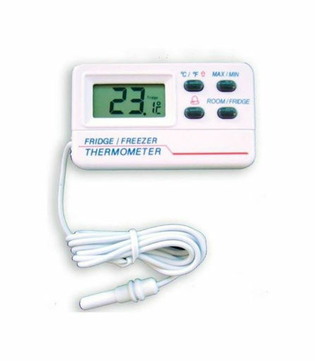 Termómetro digital para freezer o heladera -50ºC/+70ºC