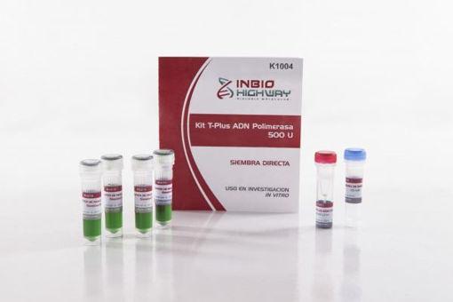 Kit T-Plus ADN polimerasa SIEMBRA DIRECTA Highway