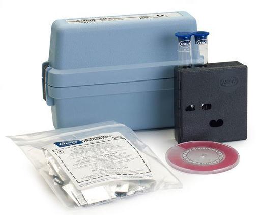 Kit de prueba de ozono, modelo OZ-2
