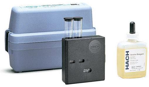 Kit de prueba,NI-8 nitrogeno de amoniaco