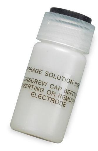 Botella de remojo para almacenamiento de electrodos
