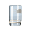 Crisol filtrante 35 mmØ x 30 ml de capacidad