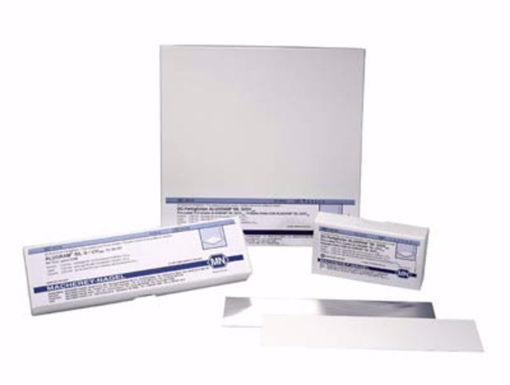 Folios de aluminio HPTLC SILICAGEL 60 F254  20 x 20cm ALUGRAM® Xtra x 25u.