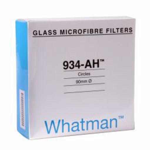 Filtros de microfibra de vidrio Grado 934-AH x 100u.