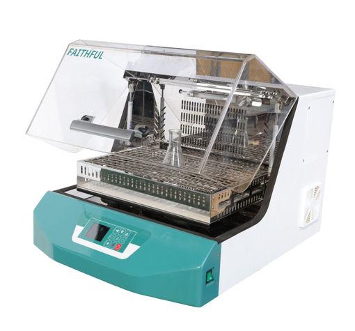 Incubadora con agitación 70L, 4 a 65°C