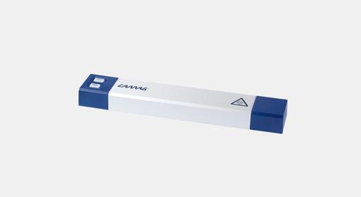 Lampara UV dual 254/366 nm (2x8w)