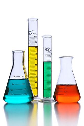 Calibración de material de vidrio.
