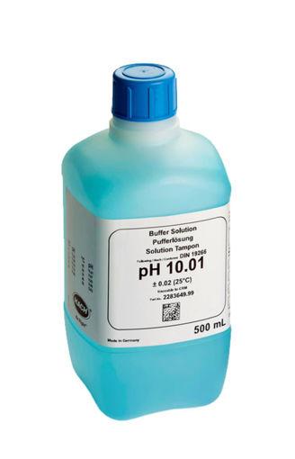 Solución buffer de pH 10,01 x 500mL
