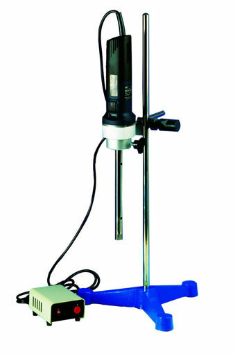 Homogeneizador de alta velocidad tipo Ultraturrax diámetro del rotor 25mm