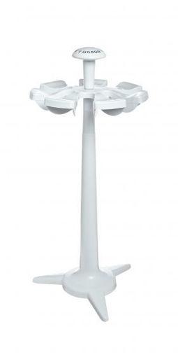 Imagen de Carousel de soporte para 7 pipetas Gilson Pipetman