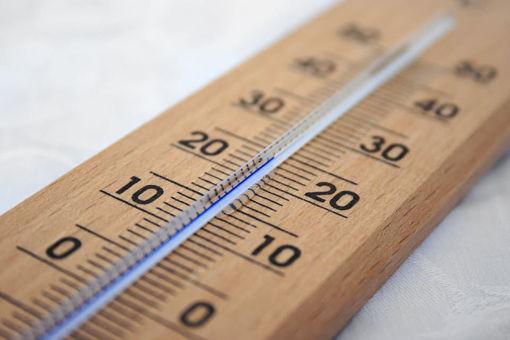Servicio de calibración de termómetro