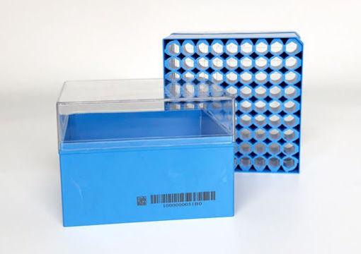 Criocaja fondo escaneable policarbonato -196ºC a 121ºC