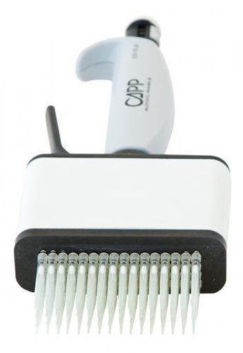 Pipeta Multicanal Capp Aero384, 64 Canales, volumen variable 0.5-10ul autoclavable