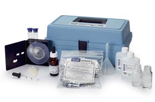 Test kit para fosfato, total de ortofosfato/metafosfato, modelo PO-24